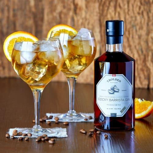 Trolden Cocky Barrista Gin
